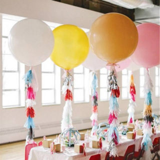 """Большие воздушные шары 27"""" (68 см)"""