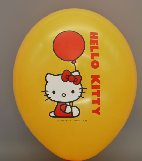 Шары с печатью «Hello Kitty» 14""