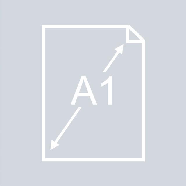 Печать чертежей формата А1