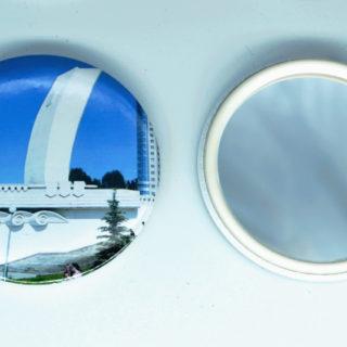 Зеркальца 75 мм (образец заготовки)