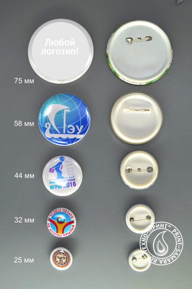 Оптовое изготовление значков