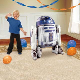 """Шар-фигурка """"R2D2 Star Wars"""""""