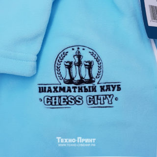 Изготовленная вышивка, оптом для шахматного клуба