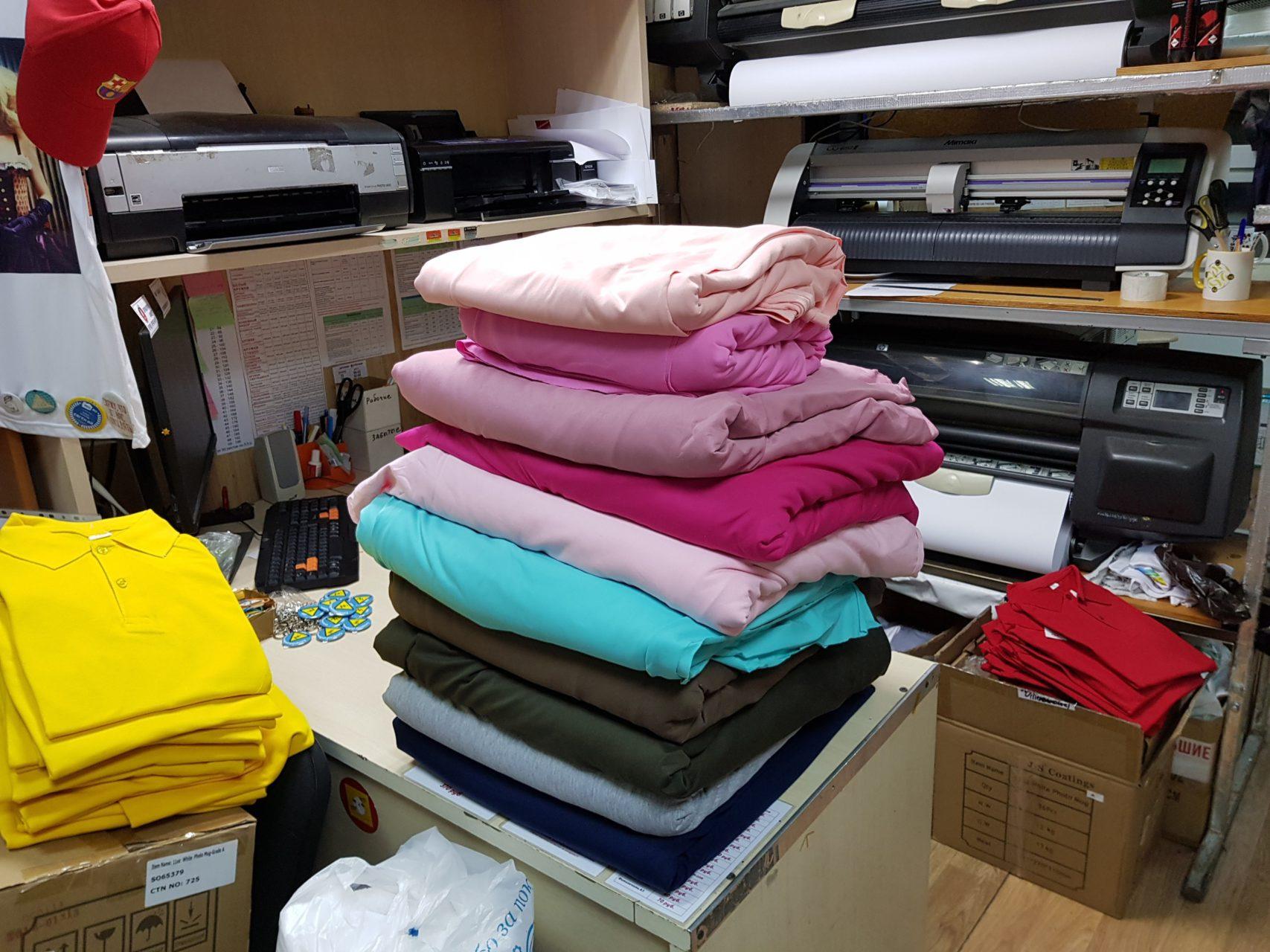 Пошив одежды в Самаре