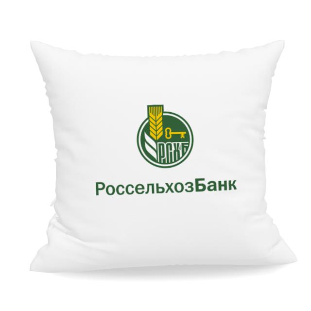 Изготовление логотипов на подушках