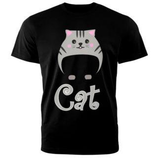 """Футболка """"Cat"""""""