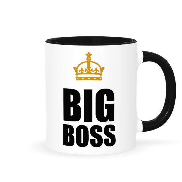 """Кружка """"Big Boss"""""""
