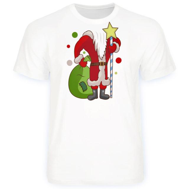 футболка дед мороз и снегурочка