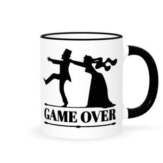 """Кружки парные """"Game over"""""""