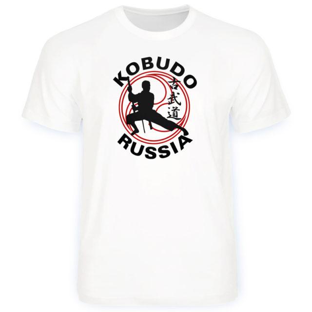 """Футболка """"Кобудо"""""""