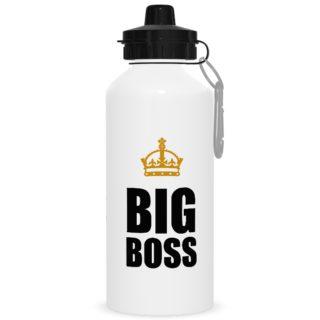 биг босс белая бутылка