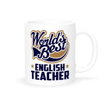 """Кружка """"Лучший в мире учитель английского языка"""""""