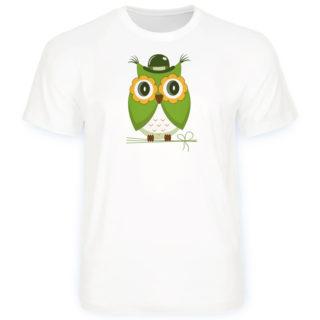 футболка семейная сова папа