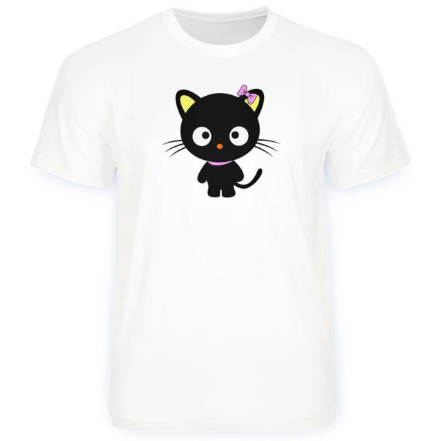 футболки семейные котики дочка