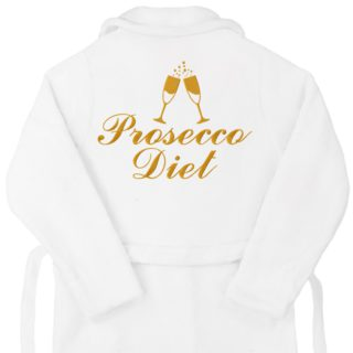 Халат Prosecco diet