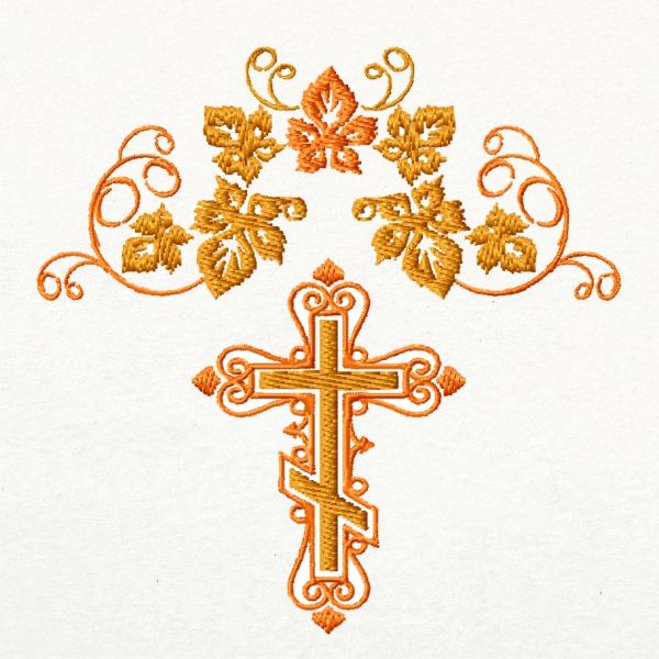 виноградный крест